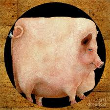 a square pig in a round hole by will bullas