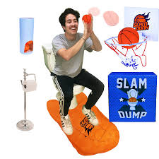 dad gifts gifts presents slam dump challenge the peive toilet humor game funny gifts perfect for stocking stuffers walmart