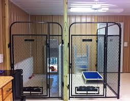 homemade dog kennels 2. Lovely Ideas For Big Inside Dog Garage Selection Design Homemade Kennels 2