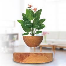 Flower Pot Light Magnetic Levitation Flower Pot