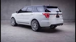 2018 ford explorer sport.  2018 the 2018 ford explorer throughout ford explorer sport 7