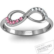 infinity mothers ring. infinity mother\u0027s ring mothers 2