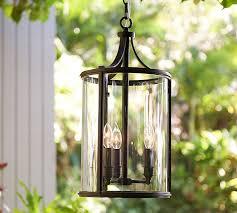 belden indooroutdoor pendant pottery barn with outdoor pertaining to lighting decor 12