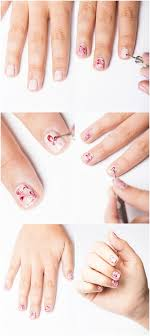How to do marble nails at home – stylish nail art ideas