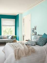 Mint green wall paint color ideas for bedroom