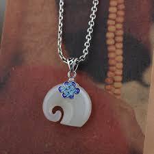 jade elephant pendant necklace with cloisonne technique 925 sterling silver