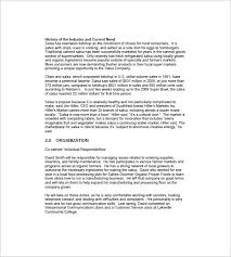 Retail Business Plan Outline 7 Retail Business Plan Templates Doc Pdf Free Premium Templates