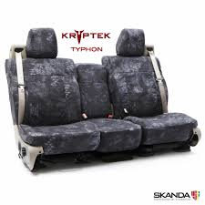 ballistic kryptek custom fit seat covers for toyota