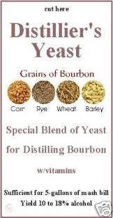 bourbon premix for your moonshine still
