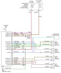2010 dodge ram radio wiring harness diagrams for
