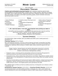 Teacher Resumemplate Guide Examples Foraching Jobsacher Resume