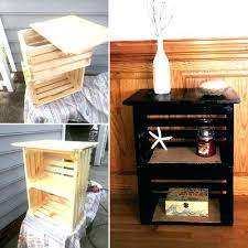 wooden crates furniture. Crates Furniture Medium Size Of Side Table Dog Kennel That Look Like Cool Wooden Crate Plans Office And Barrel S