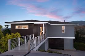 Ultra modern home Mansion The Most Reasonably Priced Modern Home On The Market It Pushes The Boundaries Of Classic And Modern Styling Evoking Cooled Lava The Bridge Entryway Elite Pacific Properties Ultra Modern Home On Big Island Of Hawaii Amazing Price Turnkey