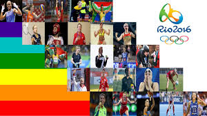 list 42 openly ian athletes at the 2016 summer olympics in rio