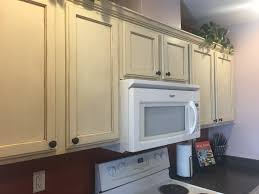 luxury painting oak cabinets distressed black rated