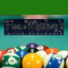 Flea <b>Whiskey's</b> Billiards, Cafe and Bar - <b>Creative</b> Avocado <b>Art</b> By ...