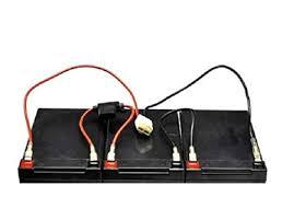 amazon com razor mx500, mx650 dirt rocket battery wiring harness battery wiring harness for kazuma 110 razor mx500, mx650 dirt rocket battery wiring harness easy slide on terminals no soldering!