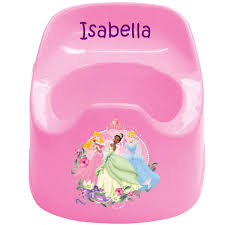 little disney princess potty chair