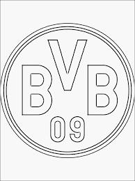 Kleurplaat Voetbal Logo Divers Fc Bayern Ausmalbilder Genial