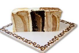 Turducken Of Pie Cake Pumpecapple Piecake Three Brothers Bakery