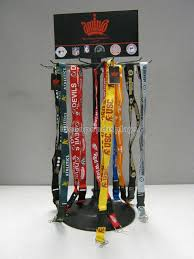 Lanyard Display Stand