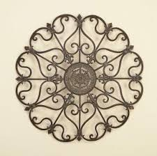 large round metal wall art on large exterior wall art with large round metal wall art foter