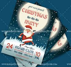 Free Christmas Flyer Templates Download 50 Premium Free Christmas Templates Tools For Creating The