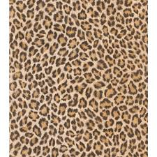 Leopard Pattern Magnificent Washington Wallcoverings African Queen II Realistic Tone On Tone