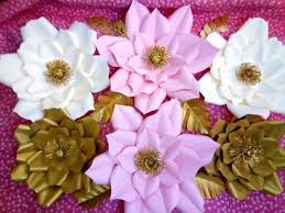 Paper Flower Wall Rental Paper Flower Wall Floral Artificial For Wedding Occasion