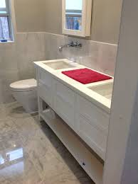 Bathrooms Design:Double Sink Bathroom Vanity Bq Furniture Contemporary Set  Corner Vanities Miami Inch Tags