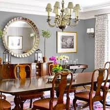 dining room blue paint ideas. A Light-Filled And Detail-Rich Colonial Remodel. Gray Wall ColorsWall Paint ColorsGray PaintGray ColorDining Room Dining Blue Ideas O