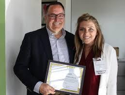Curt L. Cassels, Professional Achievement Award 2016 | Norton School Family  and Consumer Sciences