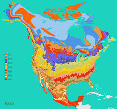 Plant Hardiness Zone Chart Plant Zones Growing Zones Map Gardening Zone Map Plant Zones