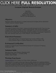 Quality Engineer Resume Objective Resume For Your Job Application