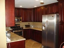 Cherry Cabinet Kitchens Kitchen Decorating Ideas Cherry Cabinets Cliff Kitchen