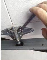 garage door chain off trackGarage Door Off Track Repair  Overhead Garage Door Off track Repair