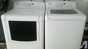 kenmore elite oasis washer and dryer. works great kenmore elite oasis washer and dryer canyon
