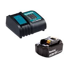 <b>Аккумулятор BL1830B</b> (18 В, 3.0 Ач, Li-Ion)+зарядное устройство ...