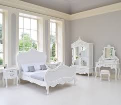 Provincial Luxury Carved Bed Set, White / White. French Bedroom  FurnitureBedroom ...