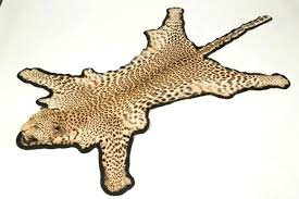 animal skin rugs furniture yellow black dotted leopard skin rugs with head animal skin area rugs