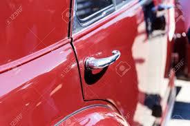 vintage car door handles. Simple Door Beautiful Old Classic Or Retro Car Door Handle Stock Photo  78275670 In Vintage Car Door Handles