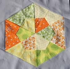 Hexagon Quilt Pattern Over 20 Free Patterns to Sew - | Free ... & Hexagon Quilt Pattern Over 20 Free Patterns to Sew - Adamdwight.com