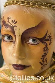 face paint designs follies face art