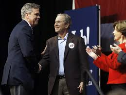 george w bush enters campaign for jeb bush in south carolina  george w bush enters campaign for jeb bush in south carolina veiled attacks on donald trump the independent
