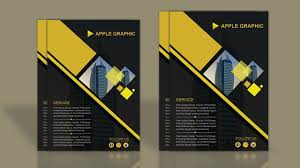 Business Profile Design Template How To Design Company Profile Template Photoshop Tutorial