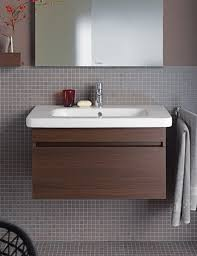 duravit durastyle 580mm vanity unit with 650mm basin ds 6380