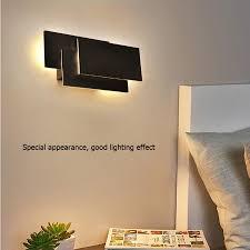 无 <b>12W Modern LED</b> Wall Mounted Sconce Light Decor Lamp Warm ...