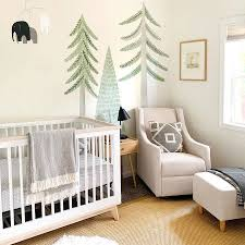 modern cribs nursery gliders baby