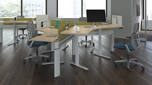 open floor office. So Your Company Decided To Redesign Their Office Space And Go Open Plan. The Idea Is Kick Start Collaboration, Creativity Co-ordination. Floor