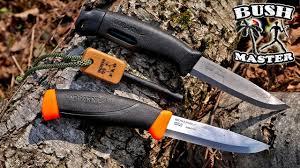 <b>Нож Morakniv Companion</b> против Mora Companion <b>Spark</b>. <b>Ножи</b> ...